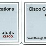 Cisco Cards