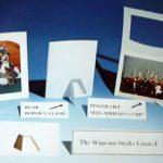 Wigwam Studio greeting card keepsake invented and designed by me