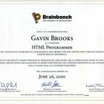HTML Programmer